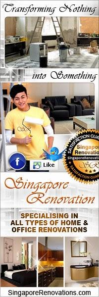 Singapore Renovations