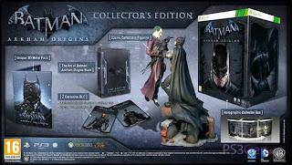 Edición Coleccionista Batman: Arkham Origins