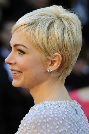 K Michelle Short Hairstyles Hair today: Celebrity Short Style - Michelle Williams