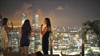 Rakyat Singapura panjang umur