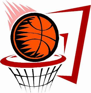 gambar kartun bola basket