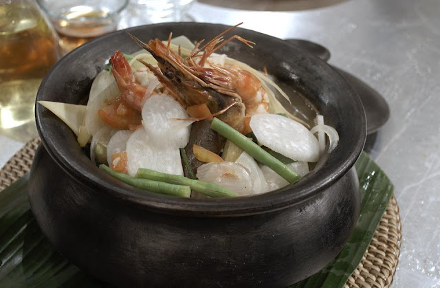 Tola Hipon Sinigang Recipe