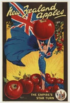 New Zealand Art Print News New Series Of Vintage Nz