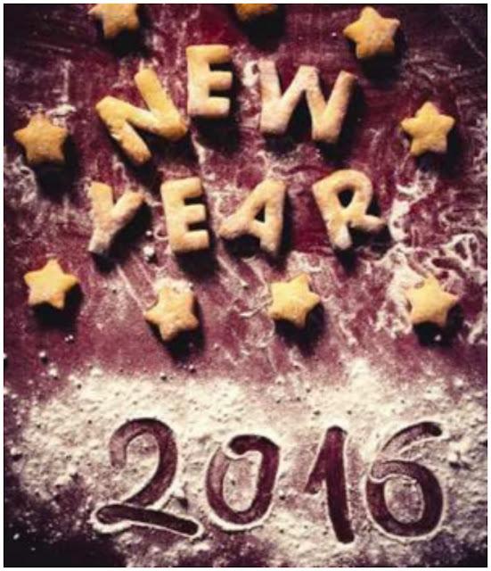 Novoročné blahoželanie
