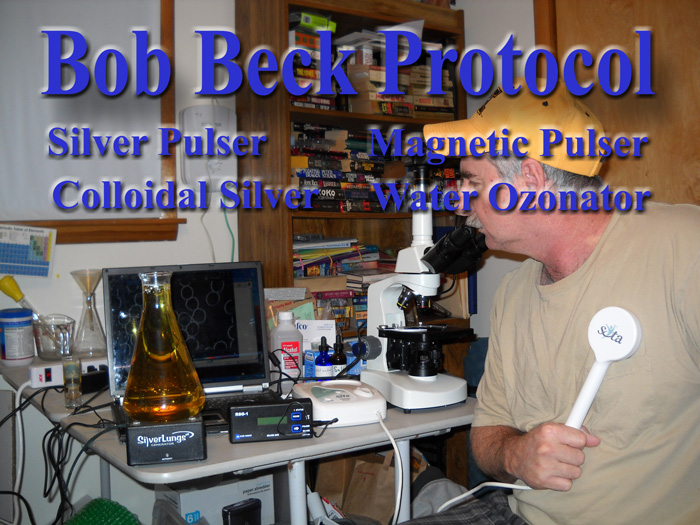 Beinki 39 s own colloidal silver i 39 m using the bob beck protocol