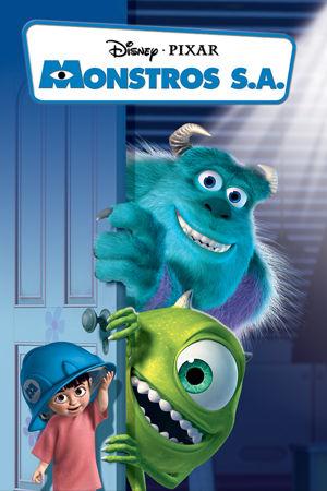 Monstros S.A. 3D Torrent - Blu-ray Rip 1080p Dual Áudio (2001)