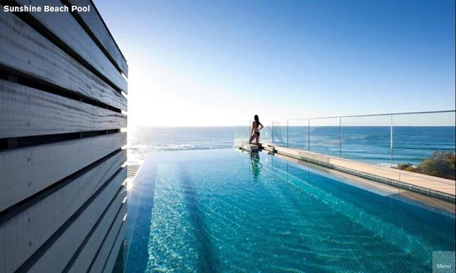 Swimming fantasy pool sunshine coast qld for Pool show qld