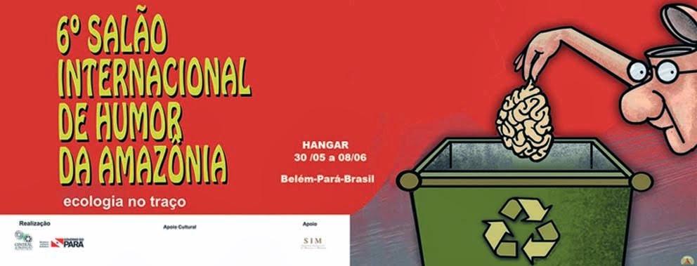 Salão Internacional de humor da Amazônia