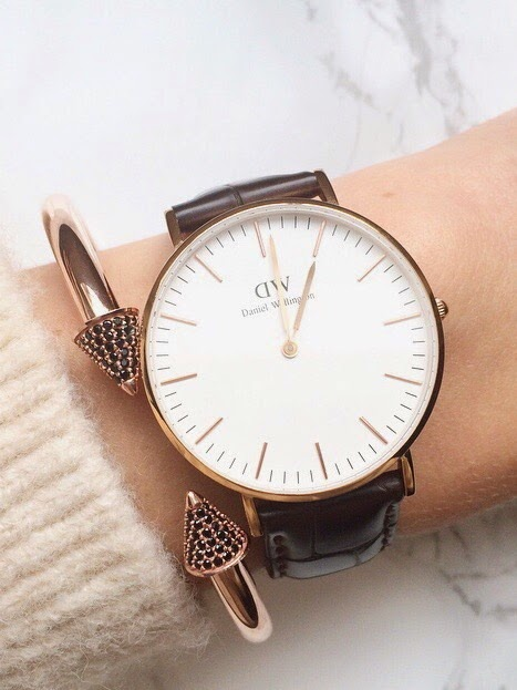 Daniel wellington watch, daniel wellington york lady, daniel wellington classic york lady, gift ideas for her