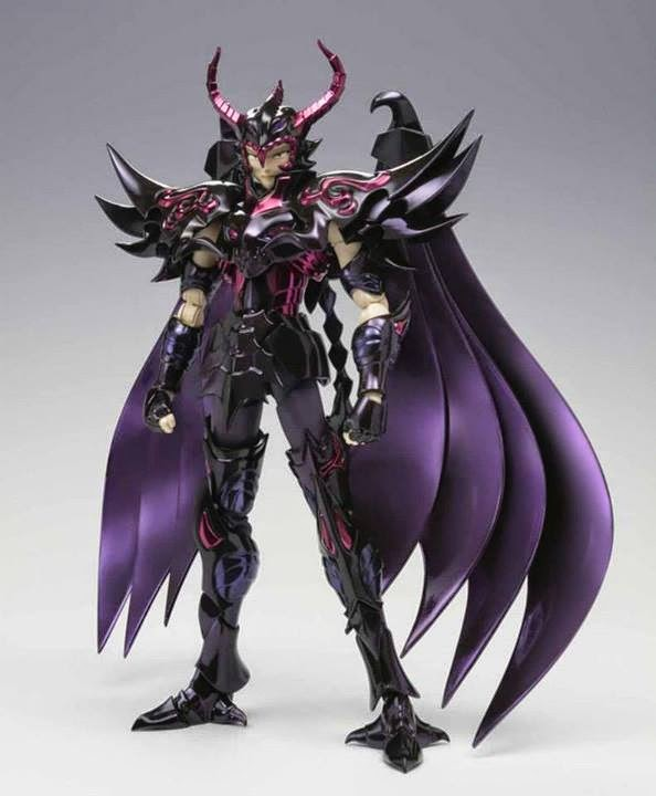 Wyvern Radamanthys Myth cloth EX Jp. Ver.