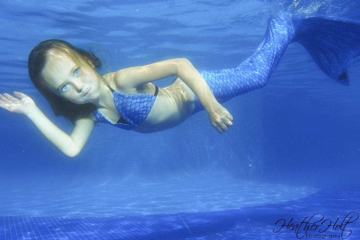a real life mermaid heather holt photography cayman islands