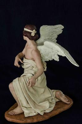 Belén presepe nativity krippe Arturo Serra escultura barro cocido 6