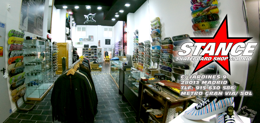 Stance Skateboard Shop
