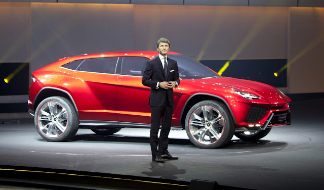 Lamborghini Suv Urus, a new era of Italian sports car