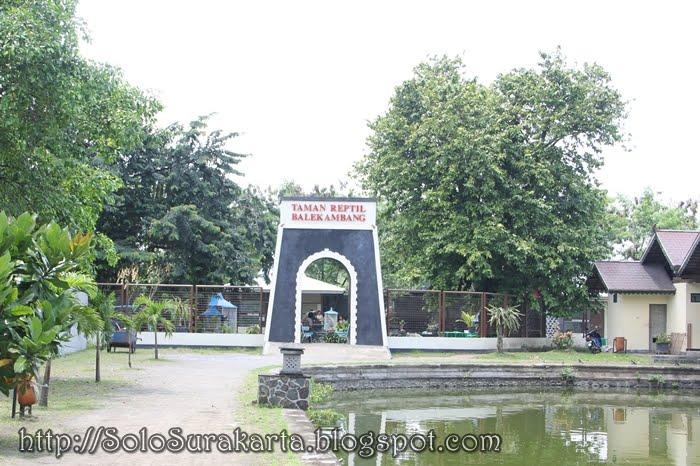 Taman Reptil Balekambang Solo