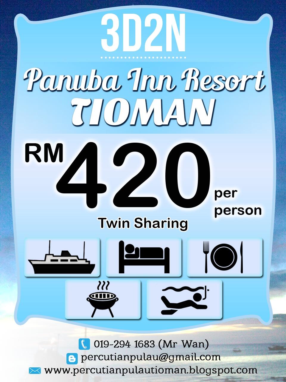 PANUBA INN RESORT