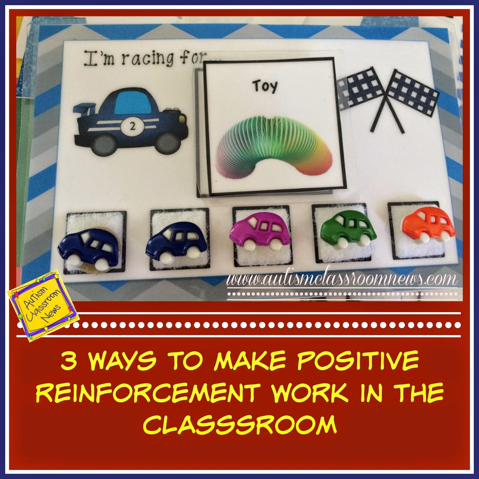 autism classroom news 3 ways to make positive