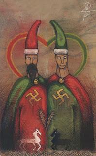 близнечные божества
