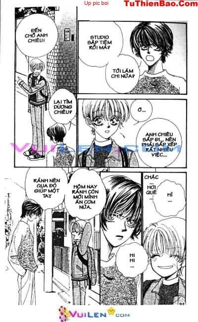 Thiên Thần Bé Bỏng Chapter 10 - Trang 35