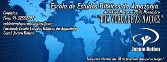 ESCOLA DE ESTUDOS BÍBLICOS DA AMAZÔNIA