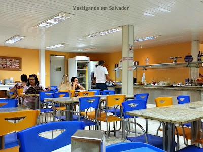 Espaço Natural Restaurante: Ambiente