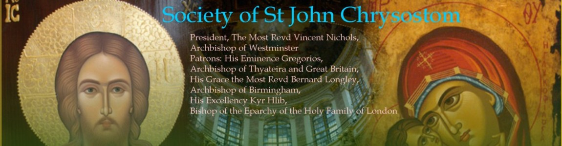 Society of St John Chrysostom