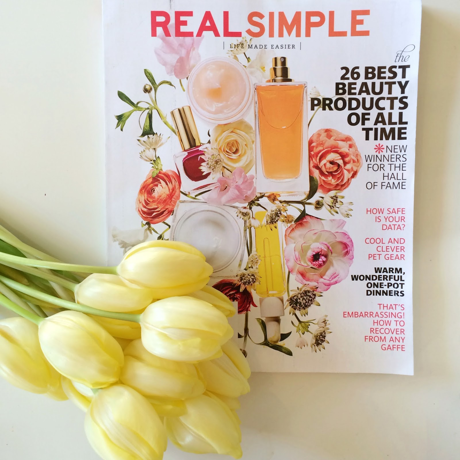 real simple spring cover
