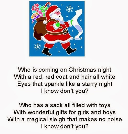 Meaning Funny Christmas Poems For Cards