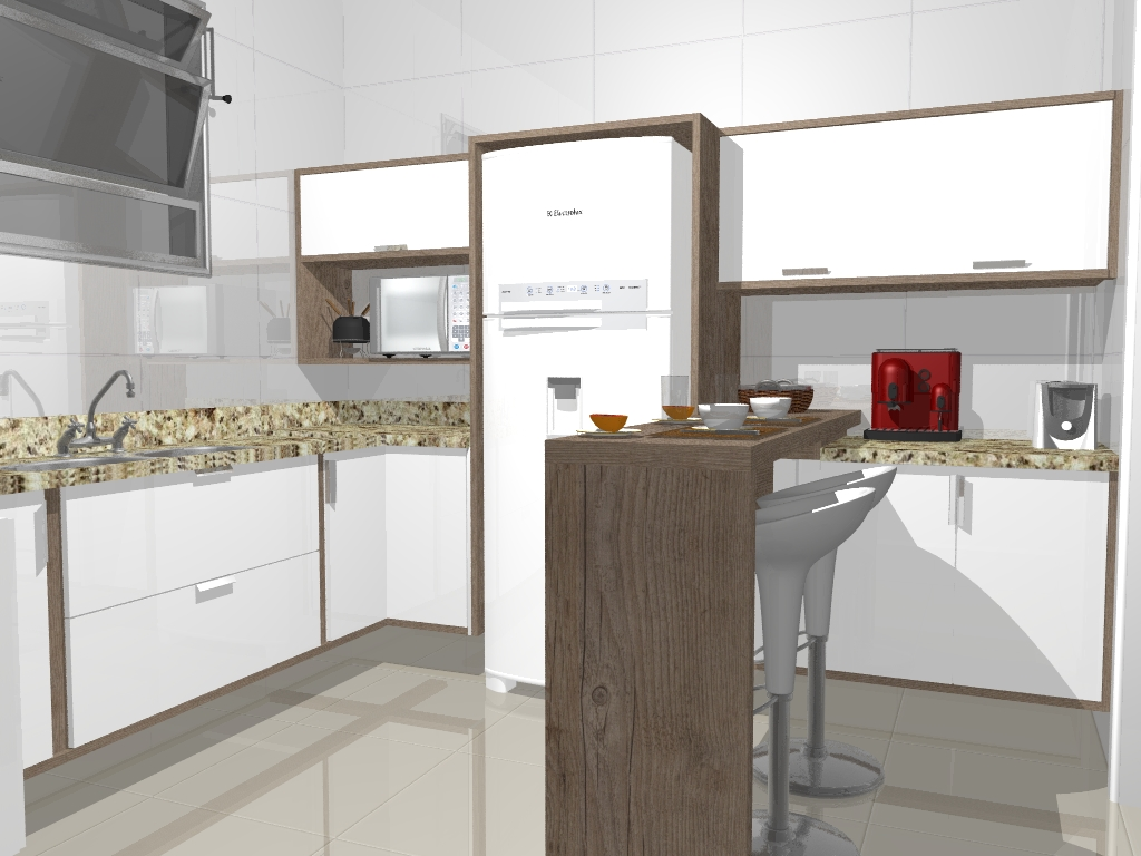 #943837 Dulcinéias e Madalenas: ^^^^Cozinha modulada vale a pena?? 1024x768 px Bancada De Granito Para Cozinha Americana Preço_2423 Imagens