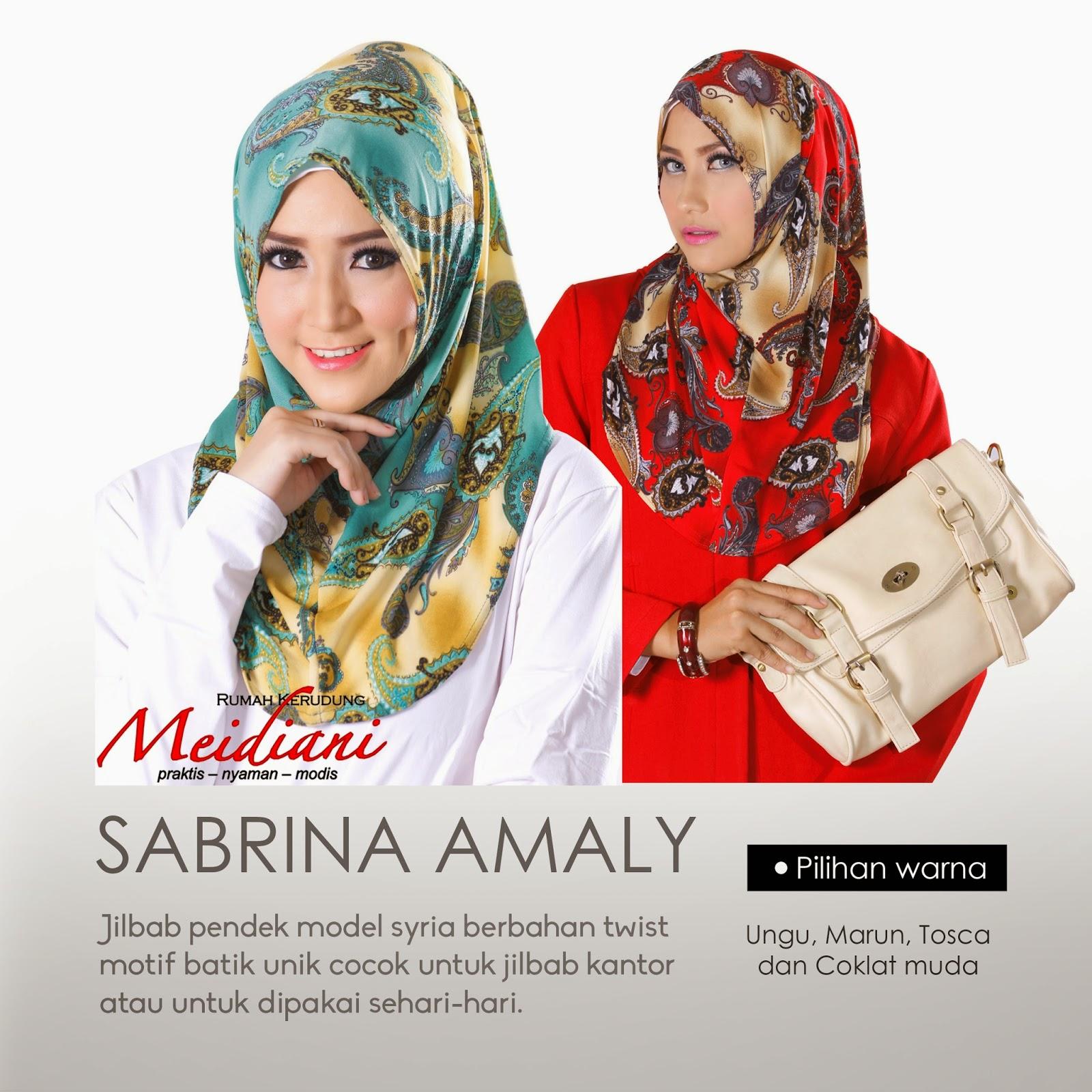 Sabrina Amaly