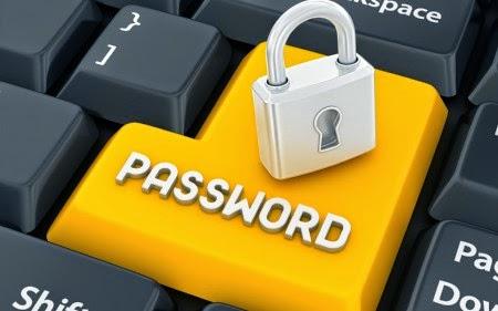 Imagem de um cadeado sob a tecla enter de um teclado