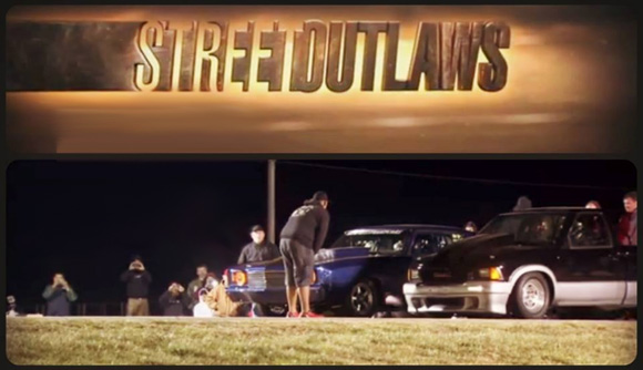 Street Outlaws Show Cars