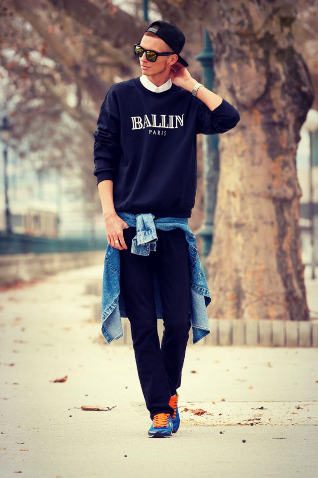 099ac8ee438 Fashion Blog - férfi  ◅ O U T F I T 2 0 1 4 .0 2 . 2 6 ...