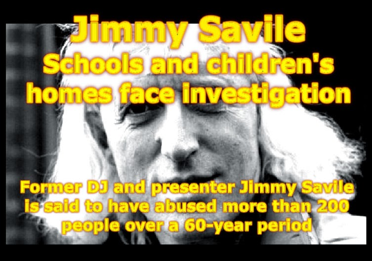 Police have said Savile abused more than 200 people over six decades.