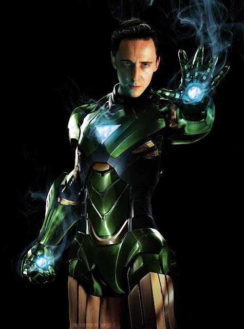 iron Loki