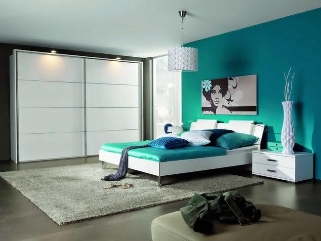 Ideias para decorar um quarto moderno