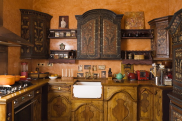 Cabinets for Kitchen: Photos Antique Kitchen Cabinets