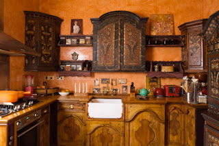 Antique Kitchen Cabinets Design