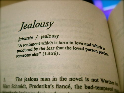 Quotes About Jealousy And Love Jealousy