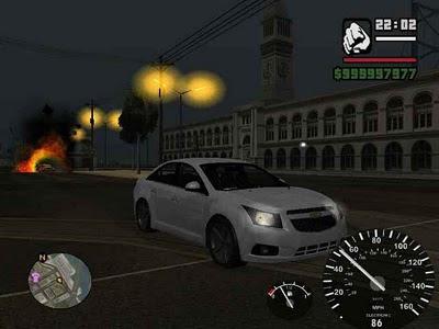Screen Shot Of GTA San Andreas (2011) Full PC Game Free Download At Downloadingzoo.Com
