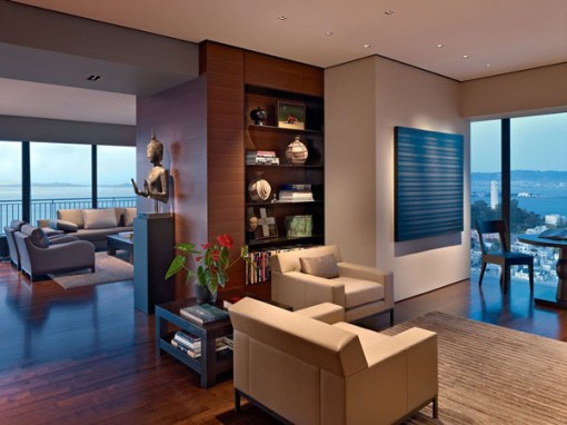High Rise Apartments Interiors
