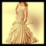 فستان العروسة ناني