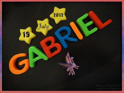 Gabriel July 19 2012