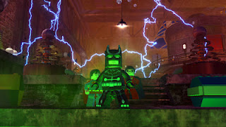 video game, Batman, Lego, Xbox game, review, Batman 2, DC Super Heroes, Warner Brothers