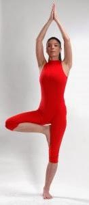 vrkshasana yoga pose