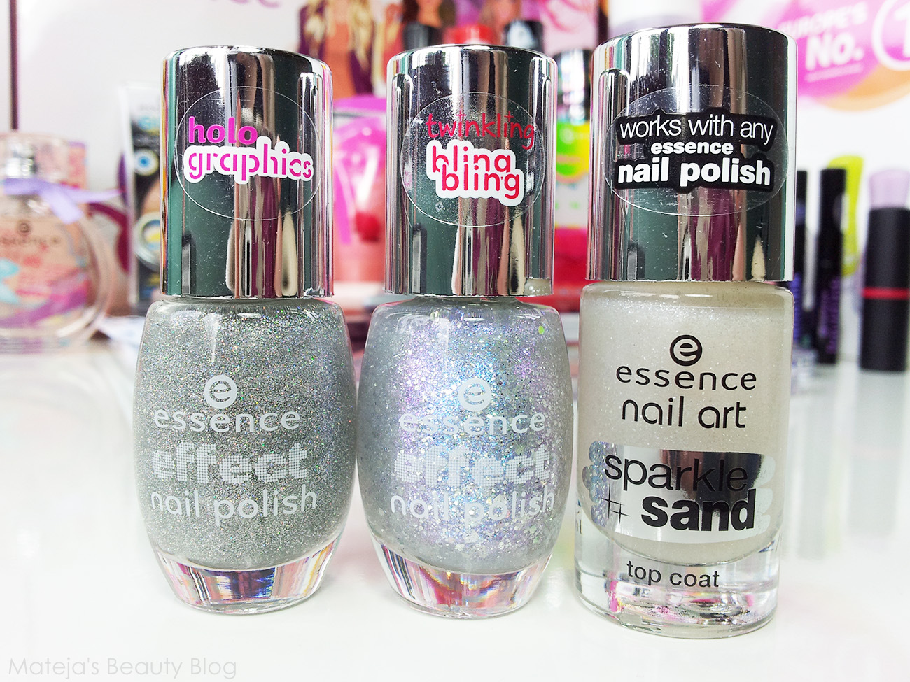 Essence Effect Nail Polishes