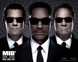 Will Smith, Josh Brolin and Tommy Lee Jones