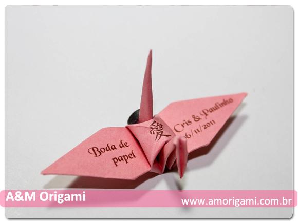 origami   origami e papelaria personalizada boda de papel   cris