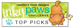 Inky Paws Challenge - Top Picks - Newton's Nook Designs