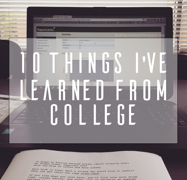 10-things-ive-learned-from-college